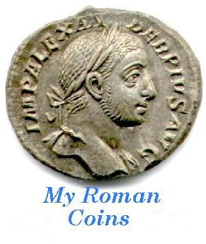 My Roman Imperial Coins